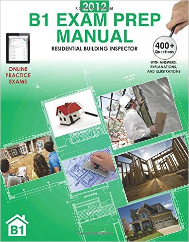 Manuals, Residential B1 Building Inspector